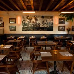 Café Habana Malibu Dining Area