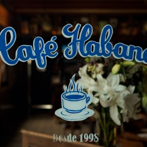 Café Habana Malibu entrance